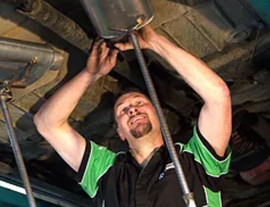 Bradley Evans Radiator Technician owner