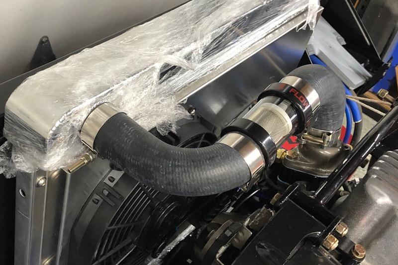 radiator recore