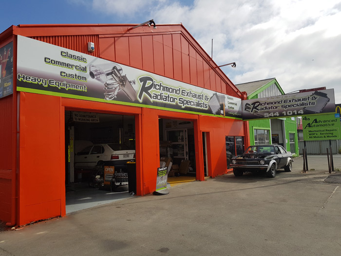 Richmond Exhaust & Radiator Specialists Ltd